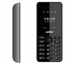 Telefono movil Wolder A23 dual sim libre negro