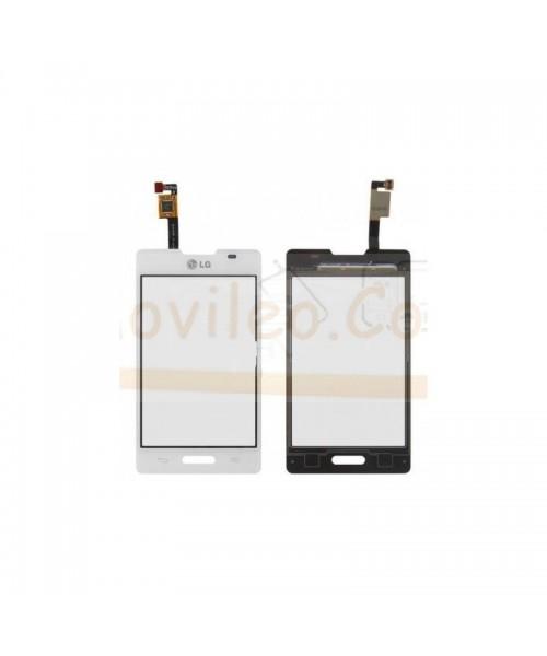 Pantalla Táctil Digitalizador Blanco para Lg Optimus L4-II E440 - Imagen 1