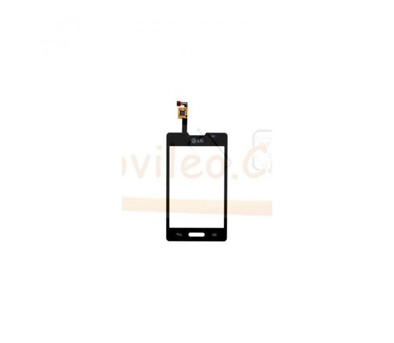 Pantalla Táctil Digitalizador Negro para Lg Optimus L4-II E440 - Imagen 1