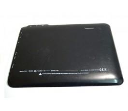 Tapa trasera para Storex eZee Tab 804 negra original