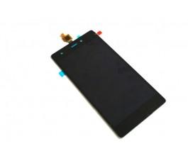 Pantalla completa lcd display y tactil para Wiko Pulp negra