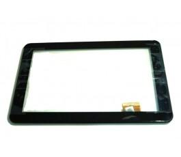 Pantalla tactil con marco para Selecline MID9526CM negra original