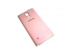 Tapa trasera para Samsung Galaxy Note 4 N910F rosa original