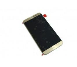 Pantalla completa lcd display y tactil para Huawei Nova Plus dorada