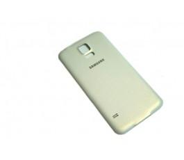 Tapa trasera para Samsung Galaxy S5 G900F blanca original