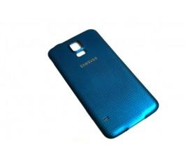 Tapa trasera para Samsung Galaxy S5 G900F azul original