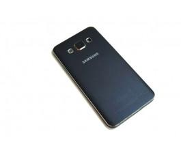 Tapa trasera para Samsung Galaxy A3 A300 azul original