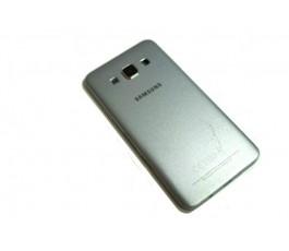 Tapa trasera para Samsung Galaxy A3 A300 plata original