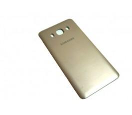 Tapa trasera para Samsung Galaxy J5 510FN 2016 dorada original