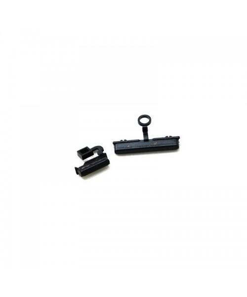 Botón encendido y volumen exteriores Lg L4-II E440 Negro - Imagen 1