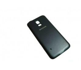 Tapa trasera para Samsung Galaxy S5 mini G800F negra original