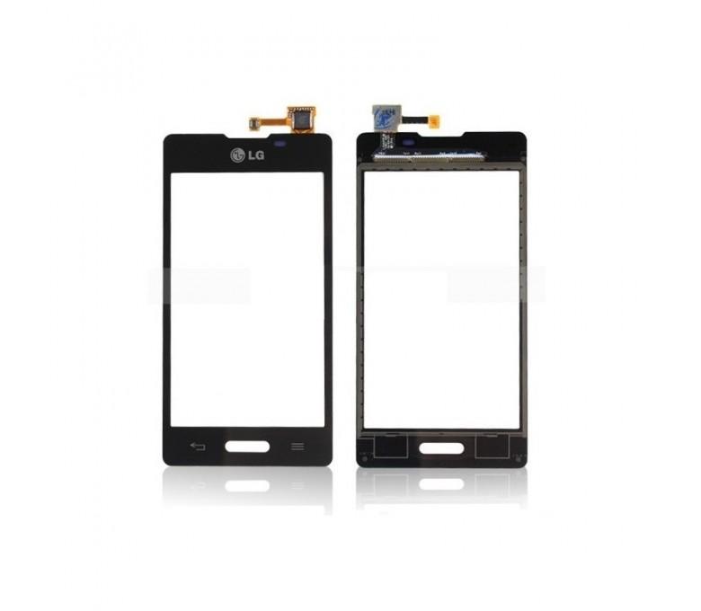 Pantalla Táctil Digitalizador Negro para Lg Optimus L5-II E460 - Imagen 1