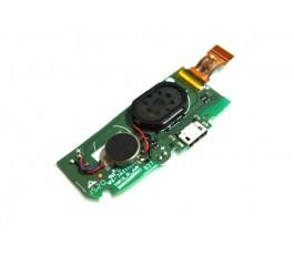 Modulo conector de carga vibrador y buzzer para Alcatel C7 7041 X/D original