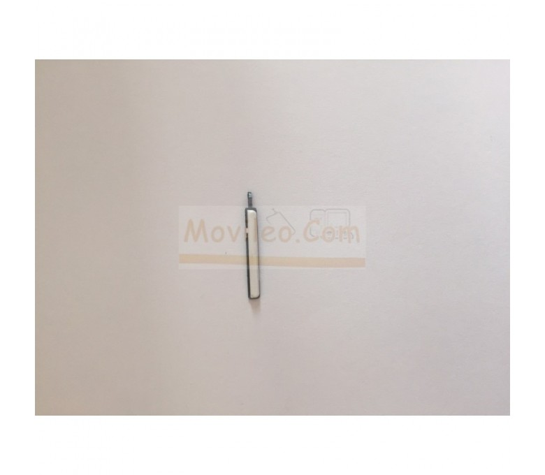 Botón Volumen Blanco para Lg Optimus L5-II E460 - Imagen 1