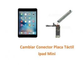 Cambiar conector táctil placa ipad mini