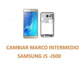 Cambiar Marco Intermedio Samsung Galaxy  J5 J500