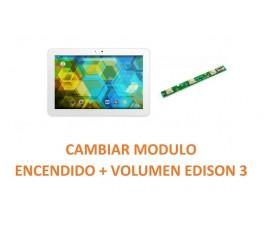 Cambiar Modulo Botones Edison 3