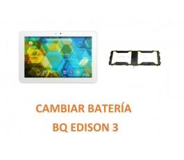 Cambiar Batería BQ Edison 3