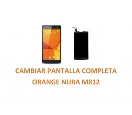 Cambiar Pantalla Completa Orange Nura M812