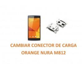 Cambiar Conector Carga Orange Nura