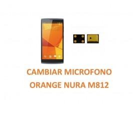 Cambiar Micrófono Orange Nura M812