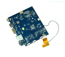 Placa Base Original Recuperada para Woxter PC 73 CXI
