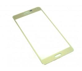 Cristal para Samsung Galaxy A7 A700 Dorado