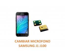 Cambiar Micrófono Samsung J1 J100