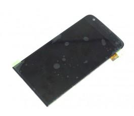 Pantalla completa lcd tactíl y marco para LG G5 Negro