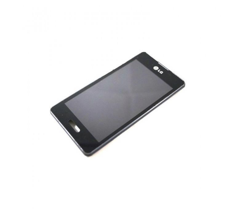 Pantalla Completa Táctil y Lcd de desmontaje para Lg Optimus L5-II E460 Negra - Imagen 1