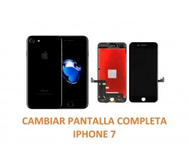 Cambiar Pantalla Completa  tactil y lcd IPhone 7