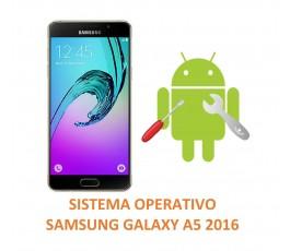 Sistema Operativo Samsung Galaxy A5 2016