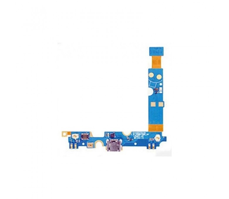 Flex Conector de Carga y Microfono para Lg Optimus F6 D505 - Imagen 1