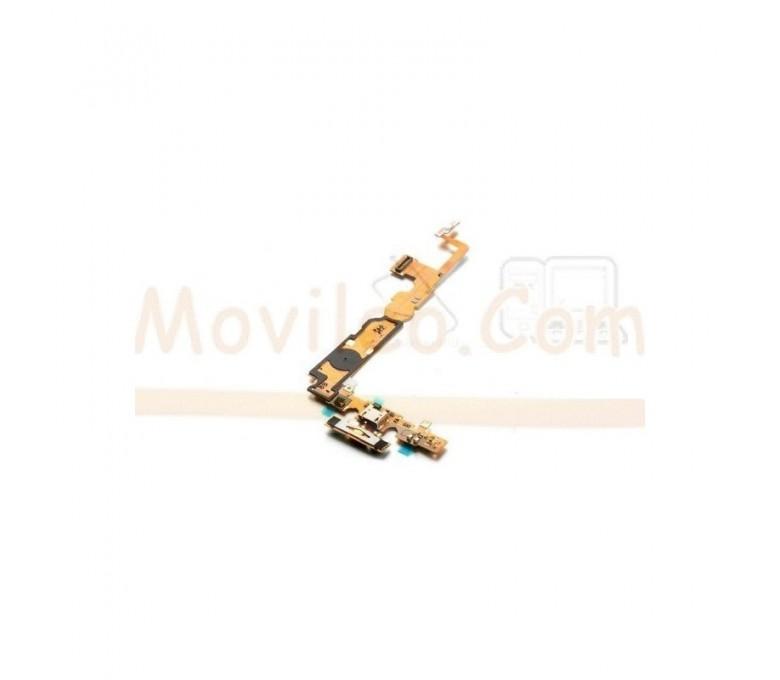 Flex Conector de Carga, Microfono y Home para Lg Optimus L7-II P710 - Imagen 1