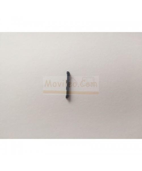 Botón de Volumen Negro para Lg Optimus L7-II P710 - Imagen 1