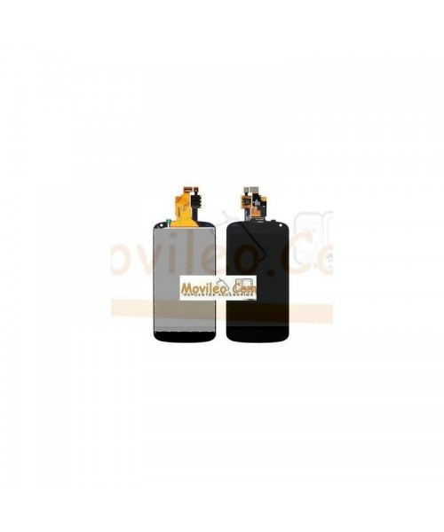 Pantalla Completa Negra Lg Nexus 4 E960 - Imagen 1