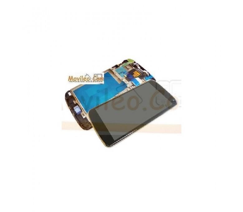 Pantalla Completa Negra Con Marco Lg Nexus 4 E960 - Imagen 1