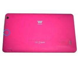 Tapa Trasera para Woxter SX90 SX 90 rosa Original