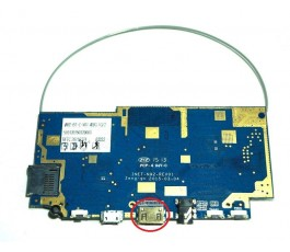 Placa Base con HDMI para Woxter SX90 SX 90 Original