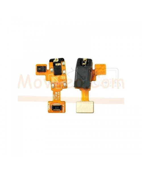 Jack y Sensor de Proximidad para Lg Nexus 4 E960 - Imagen 1