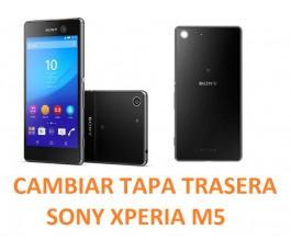 Cambiar Tapa Trasera Sony Xperia M5  E5603, E5606