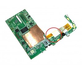 Placa Base para Tablet Carrefour CT810