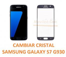 Cambiar cristal Samsung Galaxy S7 G930