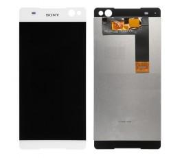 Pantalla completa Sony Xperia C5 Ultra E5506 E5533 E5553 E5563 Blanca