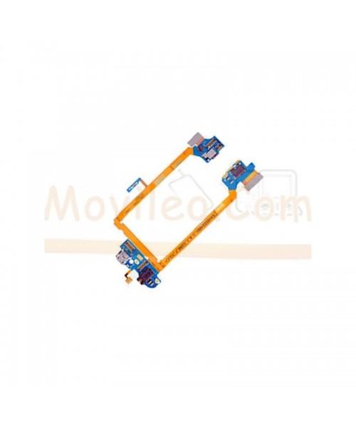 Modulo Conector de Carga y Microfono para Lg Optimus G2 D802 - Imagen 1