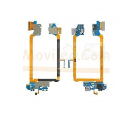 Modulo Conector de Carga y Microfono para Lg Optimus G2 D802 - Imagen 2