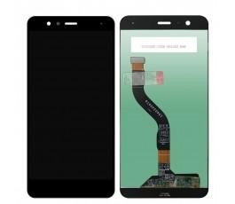 Pantalla completa táctil lcd display para Huawei P10 Lite Negro