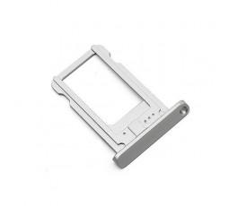 Porta sim para iPad Mini y iPad Mini 2 Plateado