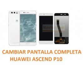 Cambiar Pantalla completa Huawei Ascend P10
