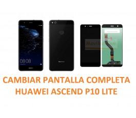 Cambiar pantalla completa Huawei Ascend P10 Lite
